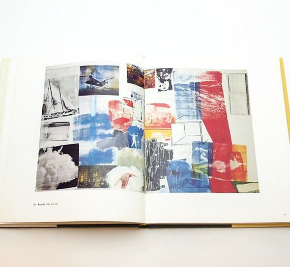Robert Rauschenberg: The Silkscreen Paintings, 1962-64 | ロバート・ラウシェンバーグ作品集