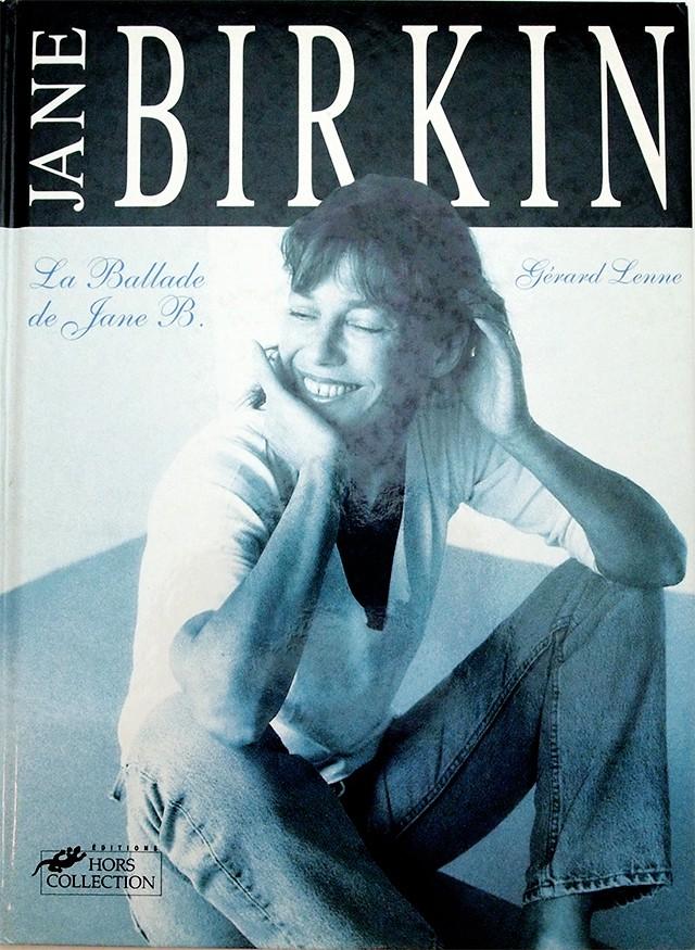 La Ballade de Jane B. | ジェーン・バーキン Jane Birkin 写真集