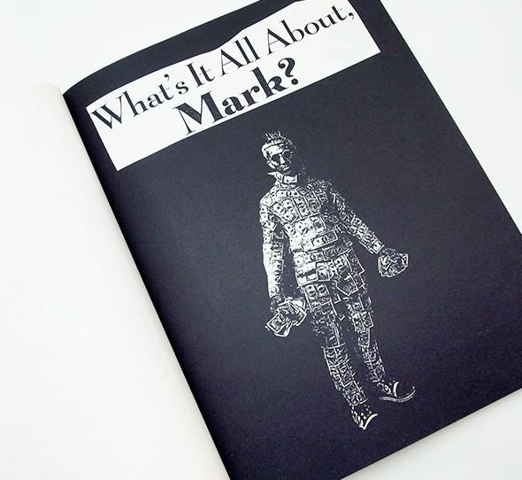 Kostabi World Spring 1991 | Mark Kostabi マーク・コスタビ