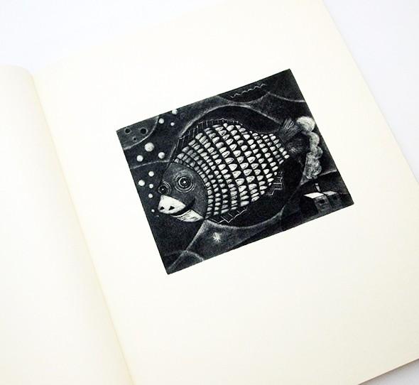 駒井哲郎 銅版画作品集