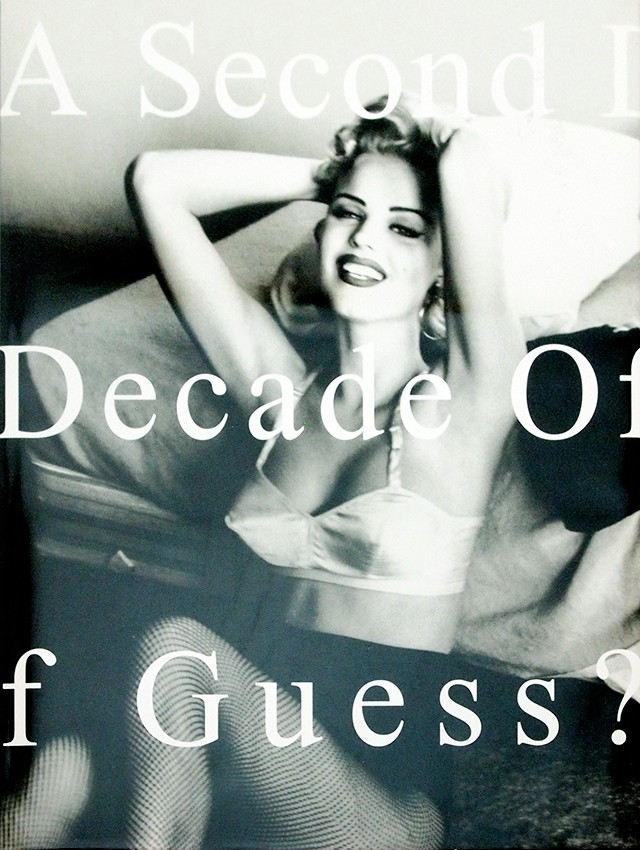 A Second decade of guess? Images | ポール・マルシアーノ Paul Marciano 作品集