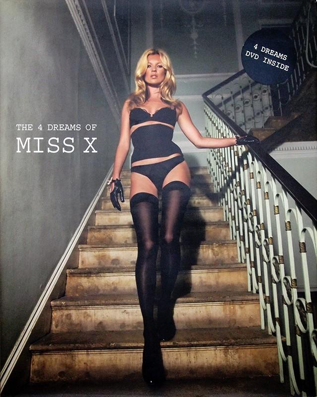 ケイト・モス 写真集 | The 4 Dreams of Miss X