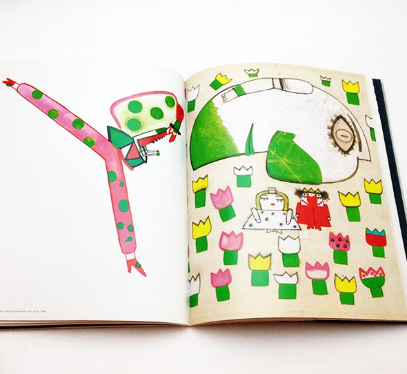 The Art of Kveta Pacovska | クヴィエタ・パツォウスカー アートワーク集