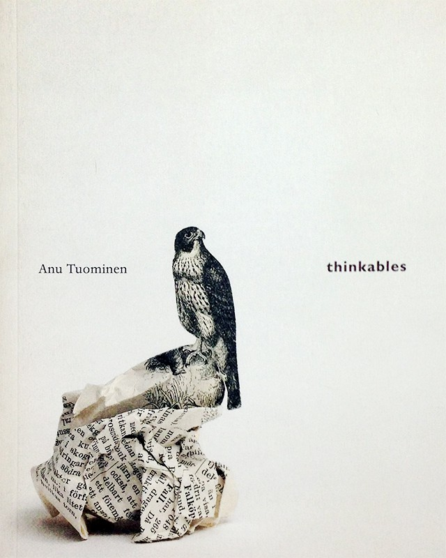 Thinkables | アヌ・トゥオミネン Anu Tuominen 作品集