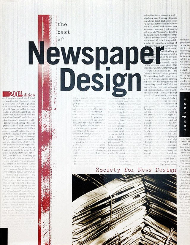 The Best of NewsPaper Design | Marshall Matlock