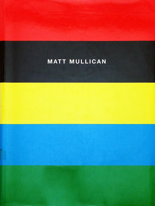 Matt Mullican Works 1972-1992 | マット・マリカン作品集