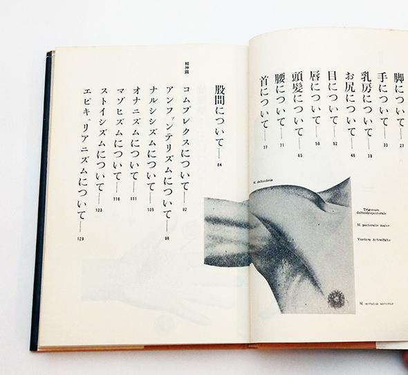 男の解剖学 | 高橋睦郎