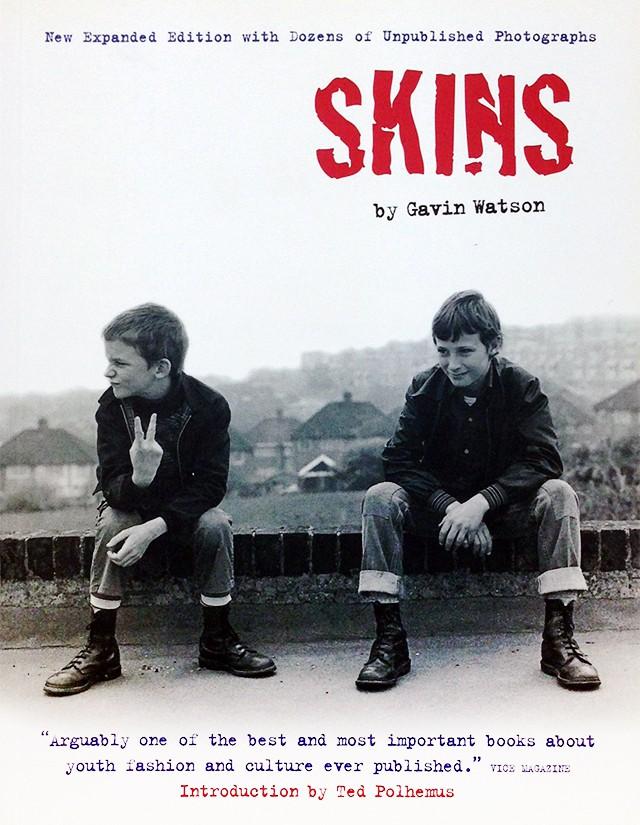 Skins | ギャビン・ワトソン 写真集