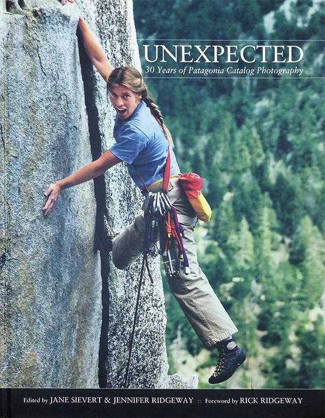 Unexpected | パタゴニア 広告写真集