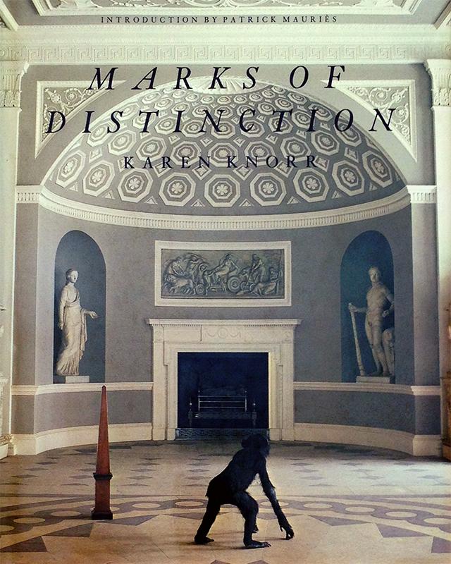 Marks of Distinction | カレン・ノール Karen Knorr 写真集