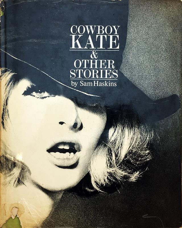 サム・ハスキンス 写真集 | Cowboy Kate and Other Stories