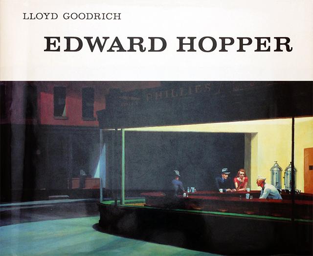 エドワード・ホッパー 作品集 | Edward Hopper 1989年版
