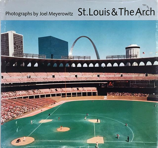 St. Louis & the Arch | ジョエル・マイロウィッツ Joel Meyerowitz 写真集