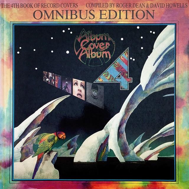Album Cover Album 4:Omnibus Edition | Roger Dean、David Howells