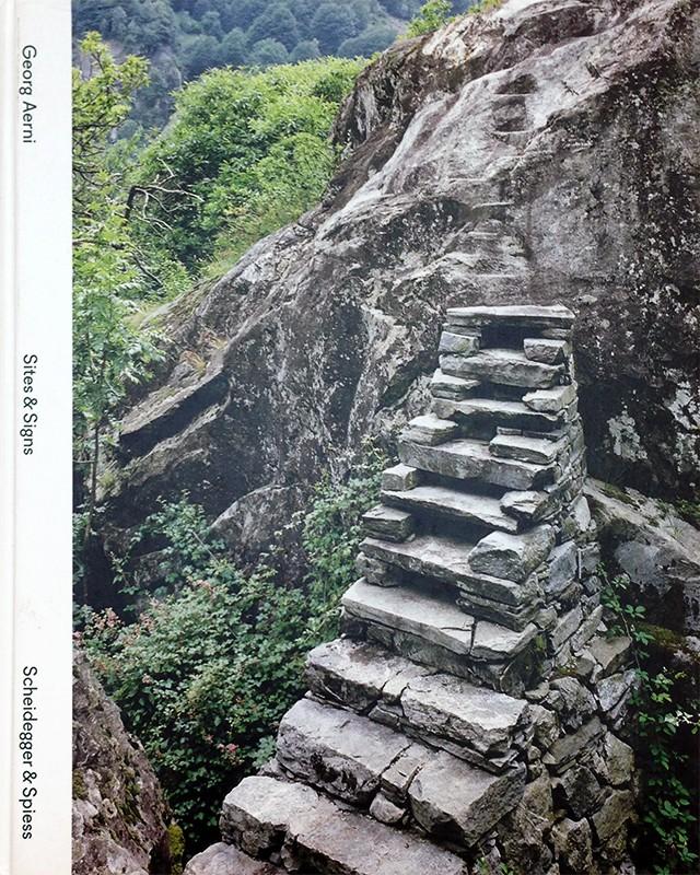 Site & Signs | ゲオルク・エルニ Georg Aerni 写真集
