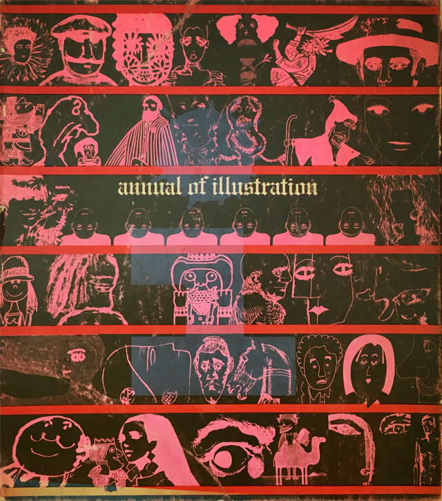 年鑑イラストレーション 1967 | 東京イラストレーターズ・クラブ