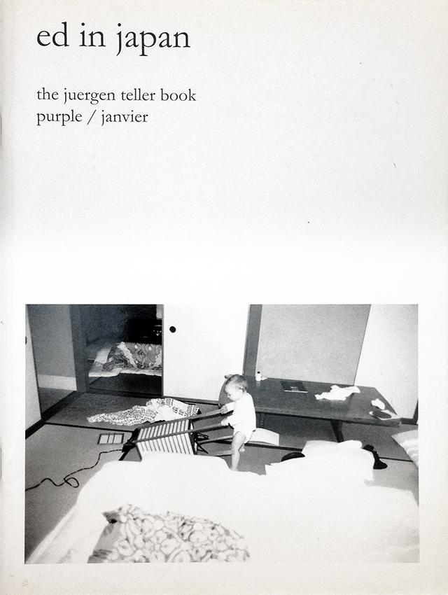 ユルゲン・テラー Juergen Teller 写真集 | Ed in Japan