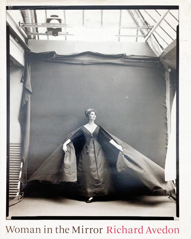 リチャード・アウェドン Richard Avedon 写真集 | Woman in the Mirror