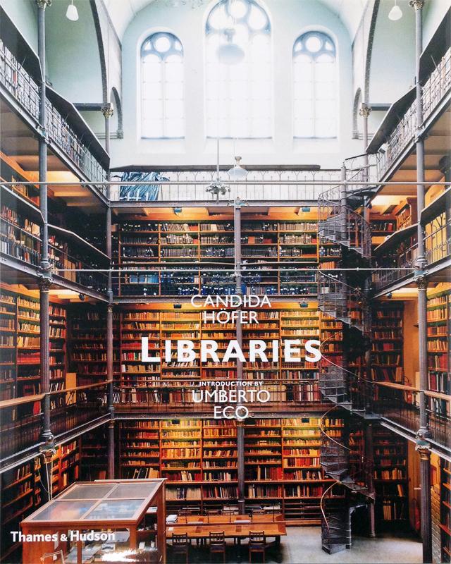 カンディダ・ヘーファー Candida Hofer 写真集 | Libraries