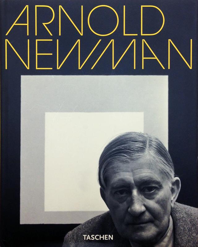 アーノルド・ニューマン 写真集 | Arnold Newman
