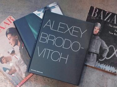 【ブックレビュー03】 Alexey Brodovitch