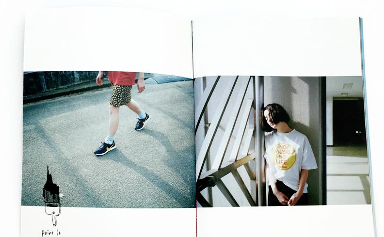 RIN、大辻隆広 | RINZINE