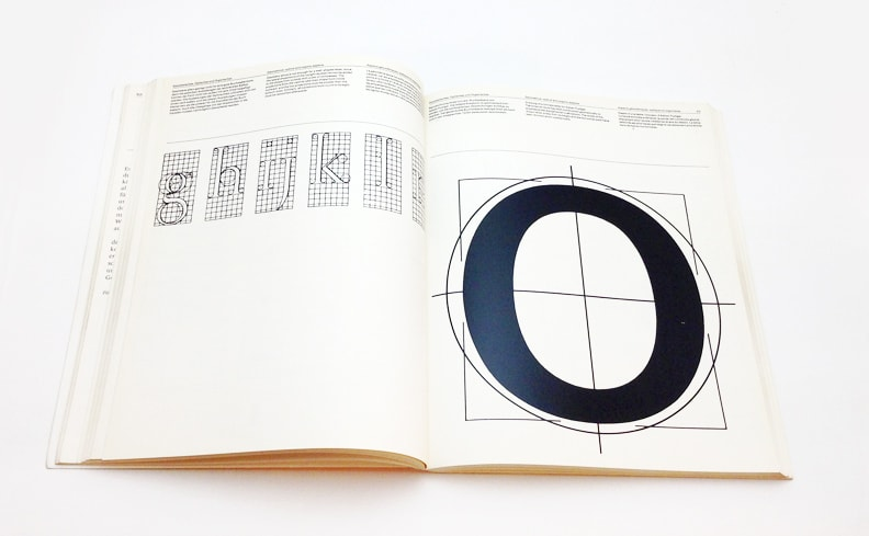 Typographie: A Manual of Design | エミール・ルーダー Emil Ruder