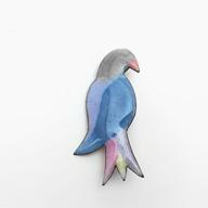 エナメルピンバッジ Bird A | MEDO