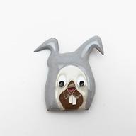 エナメルピン Rabbit | MEDO