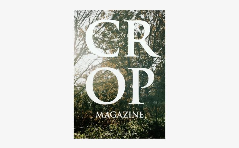 KONCOS コンコス | CROP MAGAZINE
