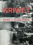 Kriwet: Bibliographie | フェルディナンド・クリウェット作品集 Ferdinand Kriwet