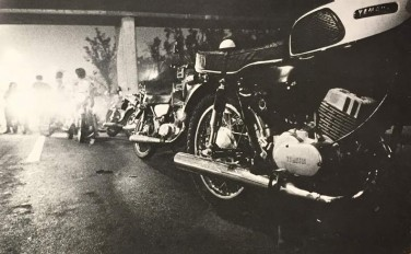 乗りたくなる!男が憧れるバイク写真集5選