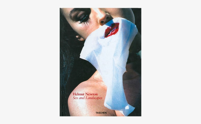 ヘルムート・ニュートン Helmut Newton 写真集 | Sex & Landscapes