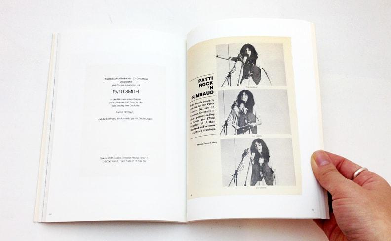 パティ・スミス Patti Smith 作品集 | Trois