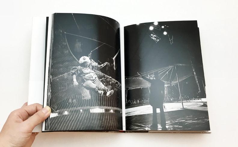 本橋成一 写真集 | サーカスの時間 増補版