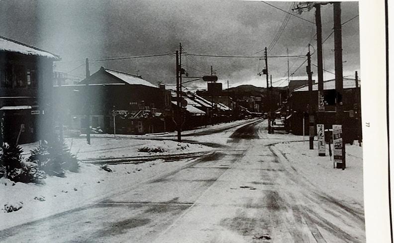 尾仲浩二 写真集 | 遠い町 Distance 1991-1995