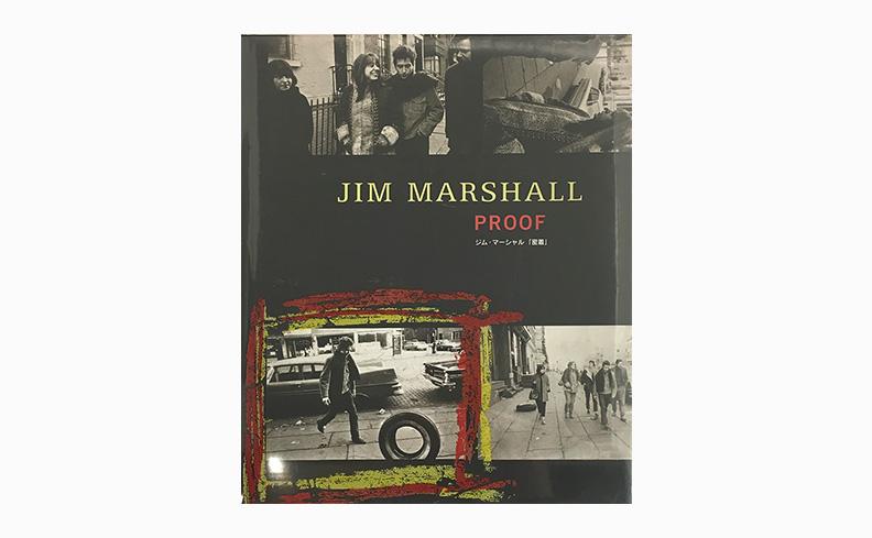 ジム・マーシャル 写真集 | 密着