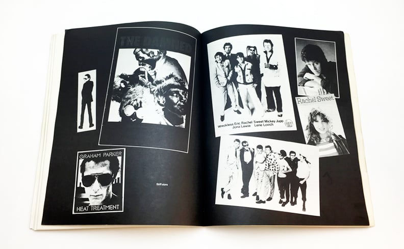 STIFF | The Story of a Record Label 1976−1982