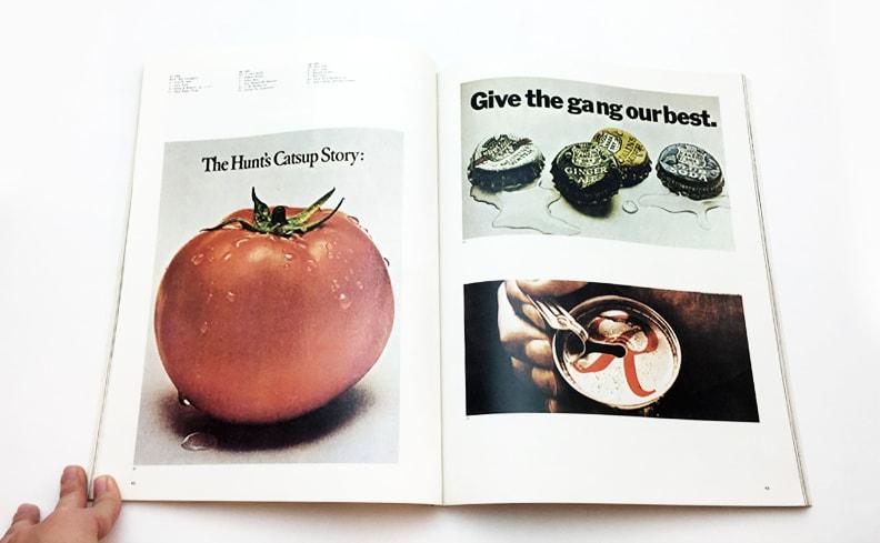季刊デザイン 15号 | 食の空間