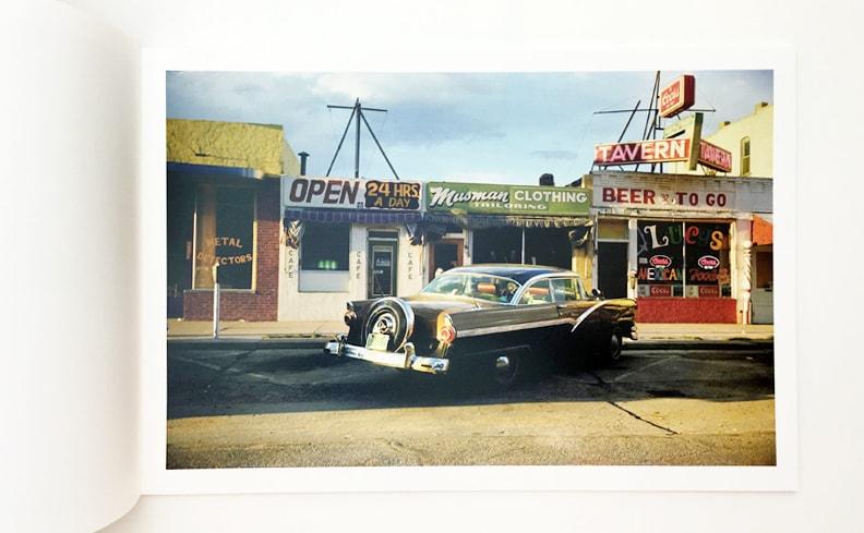 ウィリアム・エグルストン 写真集 William Eggleston | Los Alamos