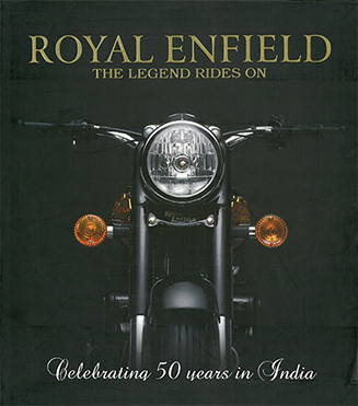 ROYAL ENFIELD celebrating 50 years in India
