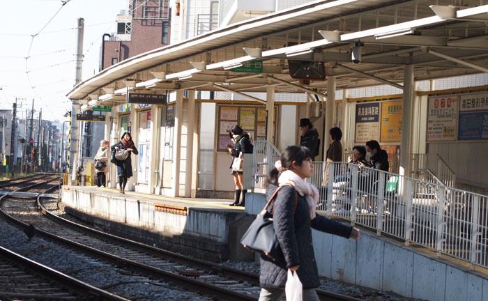 世田谷線の乗り方