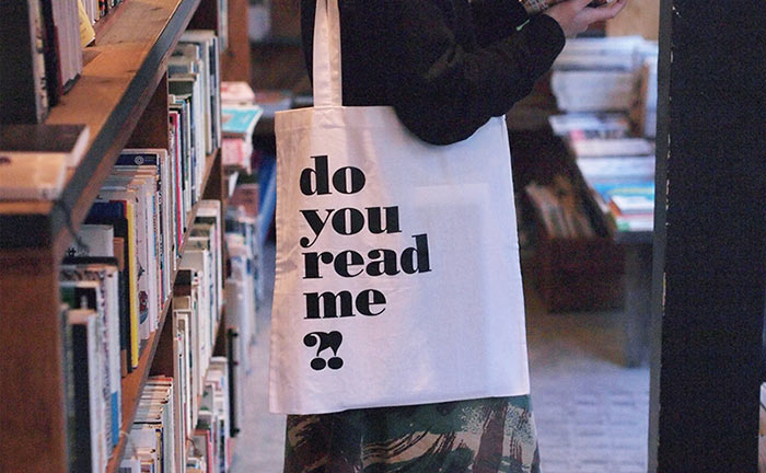 DO YOU READ ME?! トートバッグ