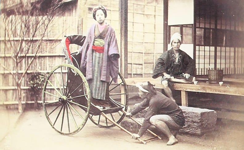 江戸の写真