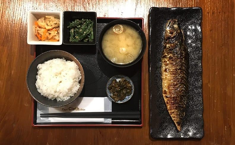 【松陰神社前ランチ/和定食】炭火焼串 吉良