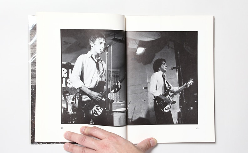 The Jam: The Modern World By Numbers | ザ・ジャム 写真集