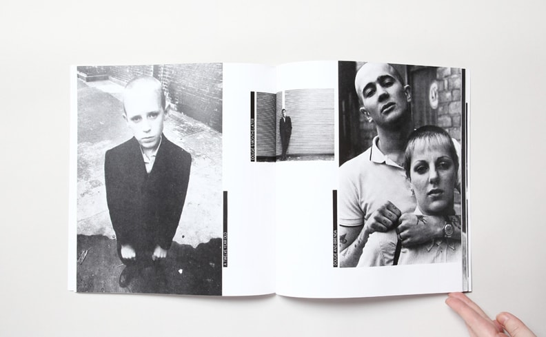Skinhead | ニック・ナイト Nick Knight 写真集
