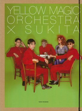 Yellow Magic Orchestra × SUKITA