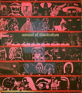 年鑑イラストレーション 1967