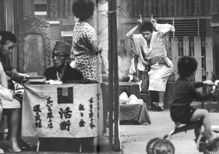 暗黒舞踏と日本の原風景